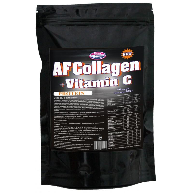 AF Collagen +Vitamin C NEW