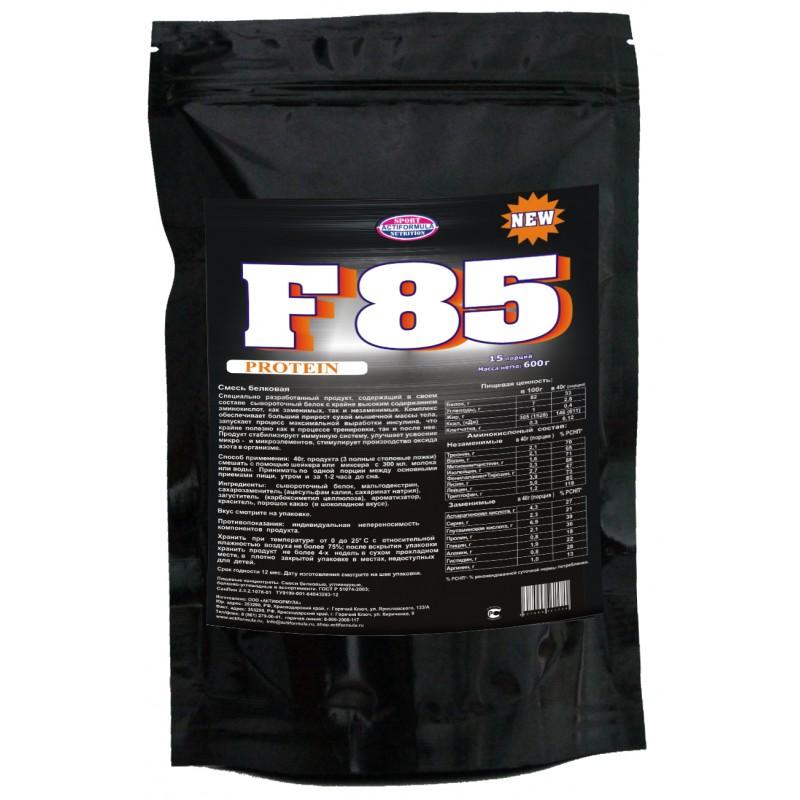 Протеин F85 NEW