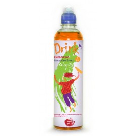 DRINK4 Energizing GUARANA 2500, 500мл