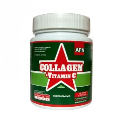 AF Collagen +Vitamin C, банка 200г