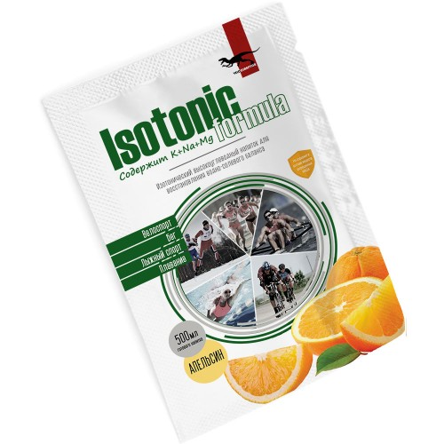 Изотоническая формула, 25 пакетов