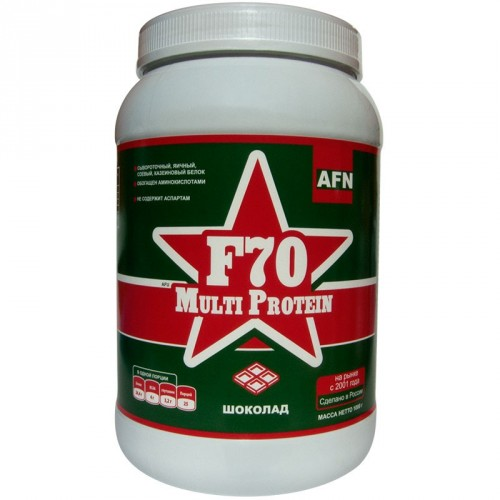 F70 Multi Protein, 1кг