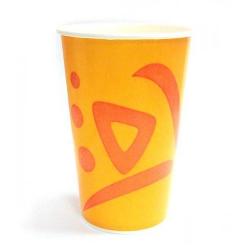 Бумажный одноразовый стакан, 300мл