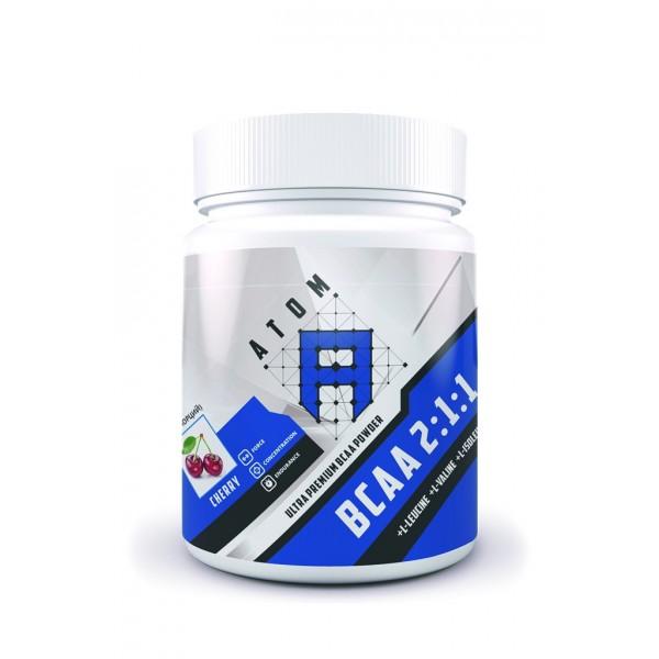 АТОМ BCAA 2:1:1 Ultra Powder, 210г