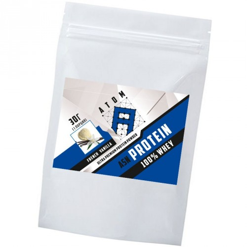 ATOM Protein 100% Whey Powder, порция