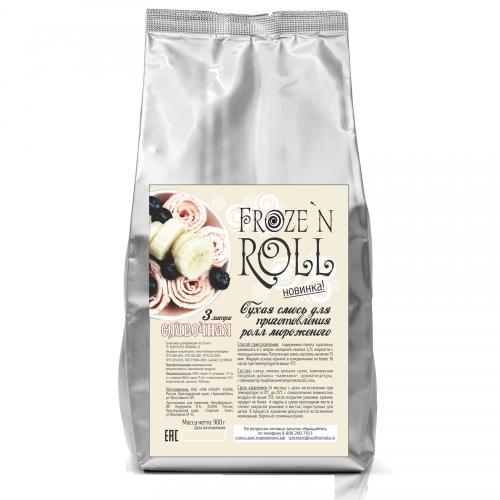 Смесь для жареного мороженого «Froze`n Roll» сливочная, 900 г