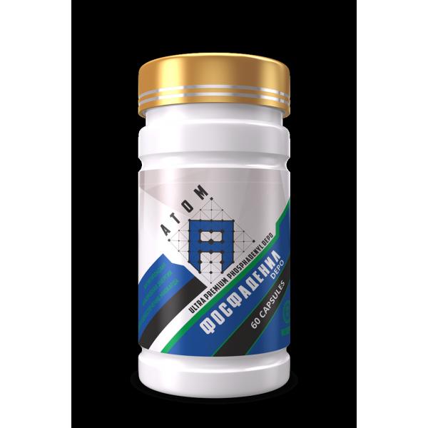 АТОМ Фосфаденил depo, 60 капсул