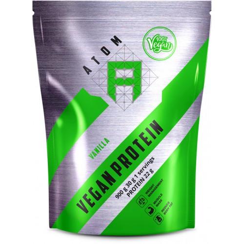 ATOM Vegan Protein, 0.9 кг
