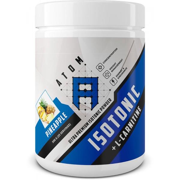 ATOM Isotonic + L-carnitine, 0.5 кг